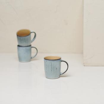Ceramic Mug Bao Mustard