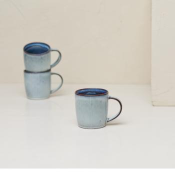 Ceramic Mug Dakara Navy