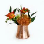 Copper Vase/Pot Vase Rosa