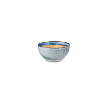 Ceramic Bowl Dakora Mustard