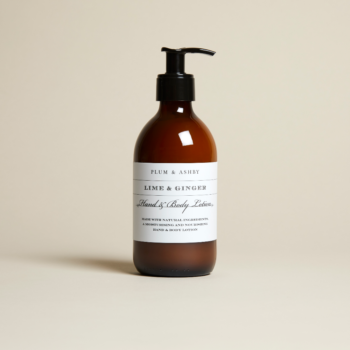 Lime and Ginger Hand and Body Lotion