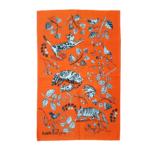 Tea Towel Kitties Design