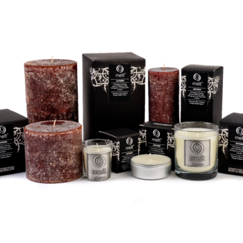 Candles by Melt, Mixed Scents