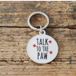 Dog Tags Key Rings