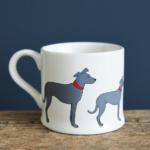 Dog Mug Lurcher