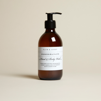Pomegranate Hand and Body Wash