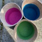 Calypso Jute Basket