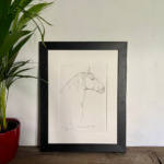 Horse Prints by Susan Leyland Alert