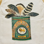 Apron Golden Syrup design