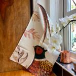 Fabulous Pheasant Tea Towel