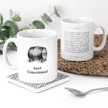 Beer Connoisseur Mug