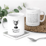 Football Fanatic Mug