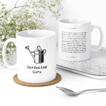 Gardening Guru Mug