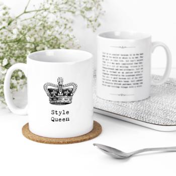 Style Queen Mug