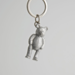 Teddy Bear Key Ring