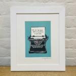 Love Letter Print