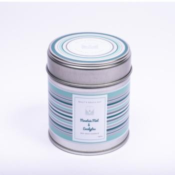 Mountain Mint and Eucalyptus Classic Candle Tin