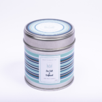 Sea Salt and Driftwood Classic Candle Tin