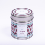 Black Raspberry and Peppercorn Classic Candle Tin
