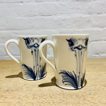 Mug Ostrich Design